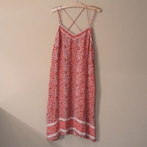 Gap Strappy Maxi Dress NEW Size XL
